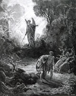 גירוש אדם מגן עדן